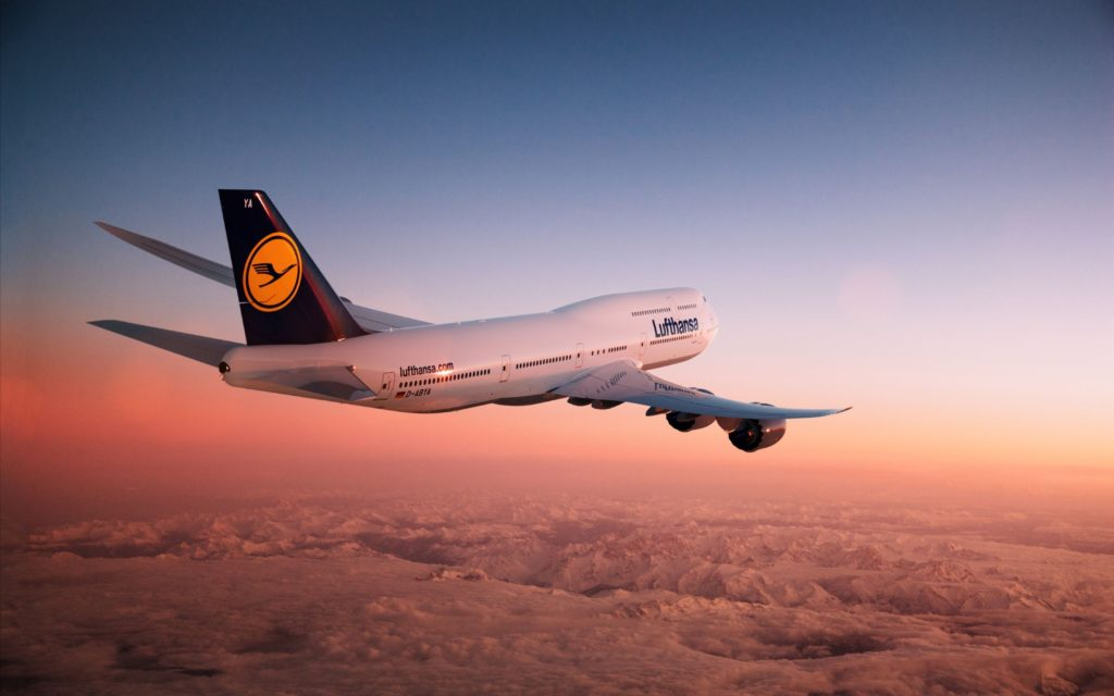 Lufthansa Resume Flights