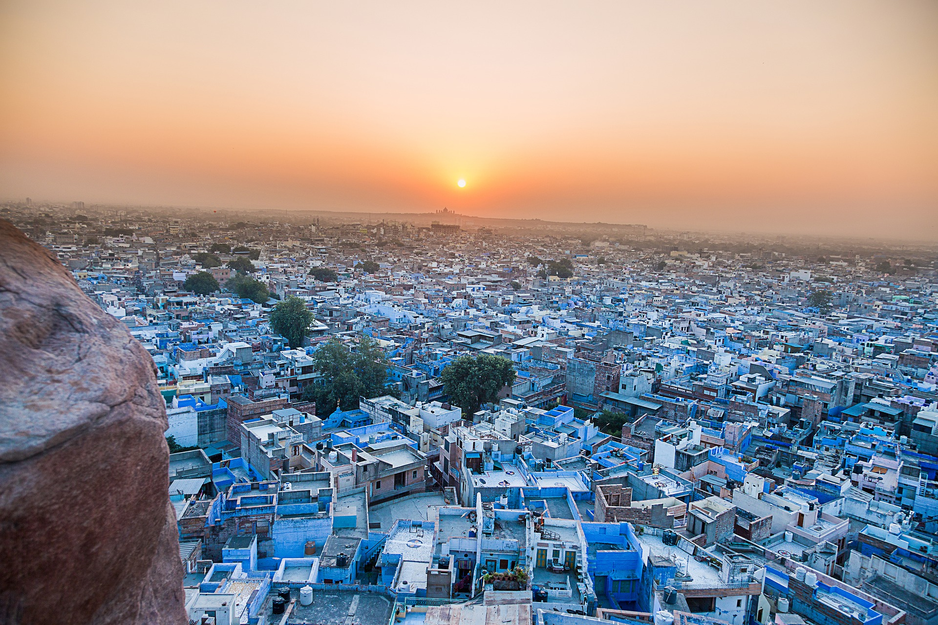 Blue City -India Travels