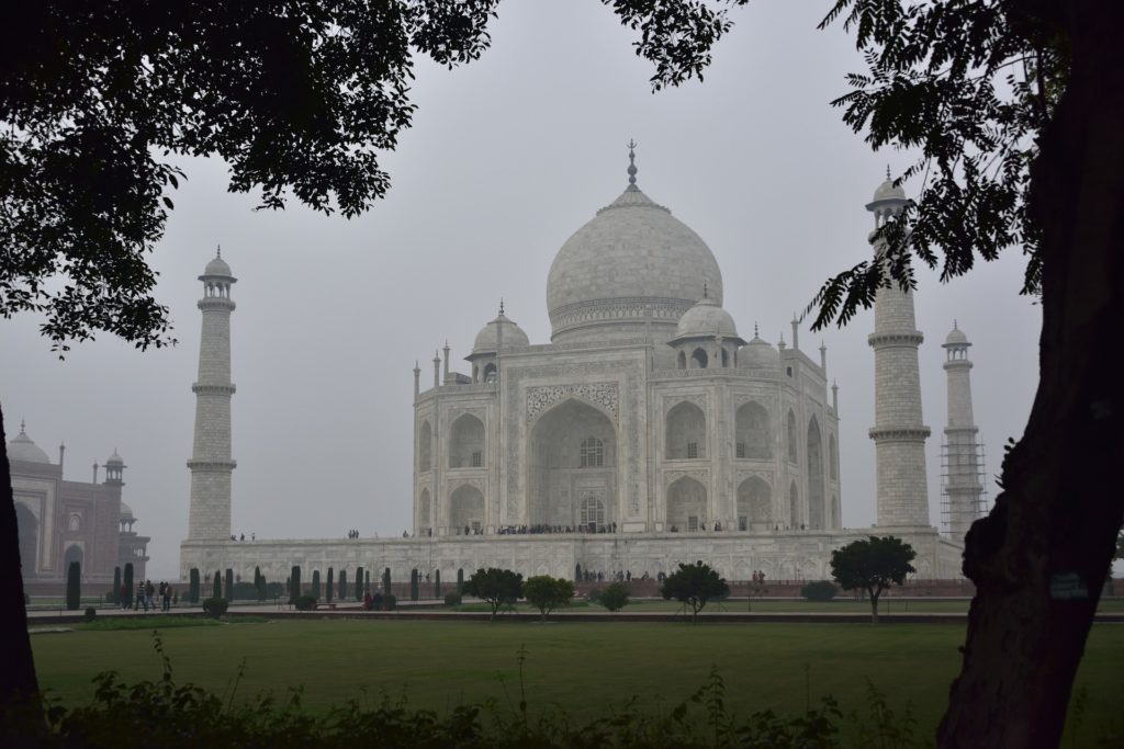 taj mahal travels